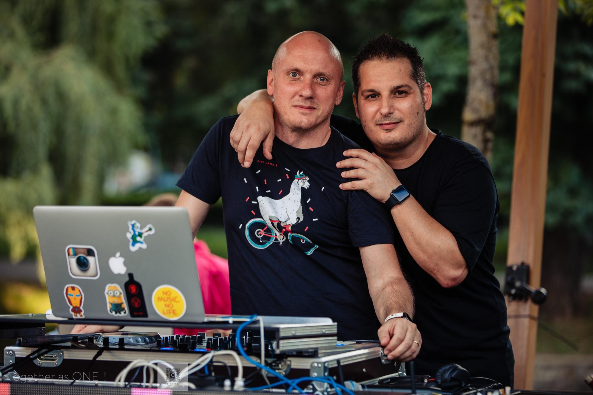 4 ani! CHIOS Social Lounge - DAY 2 - Pappa M & Mc Dylma