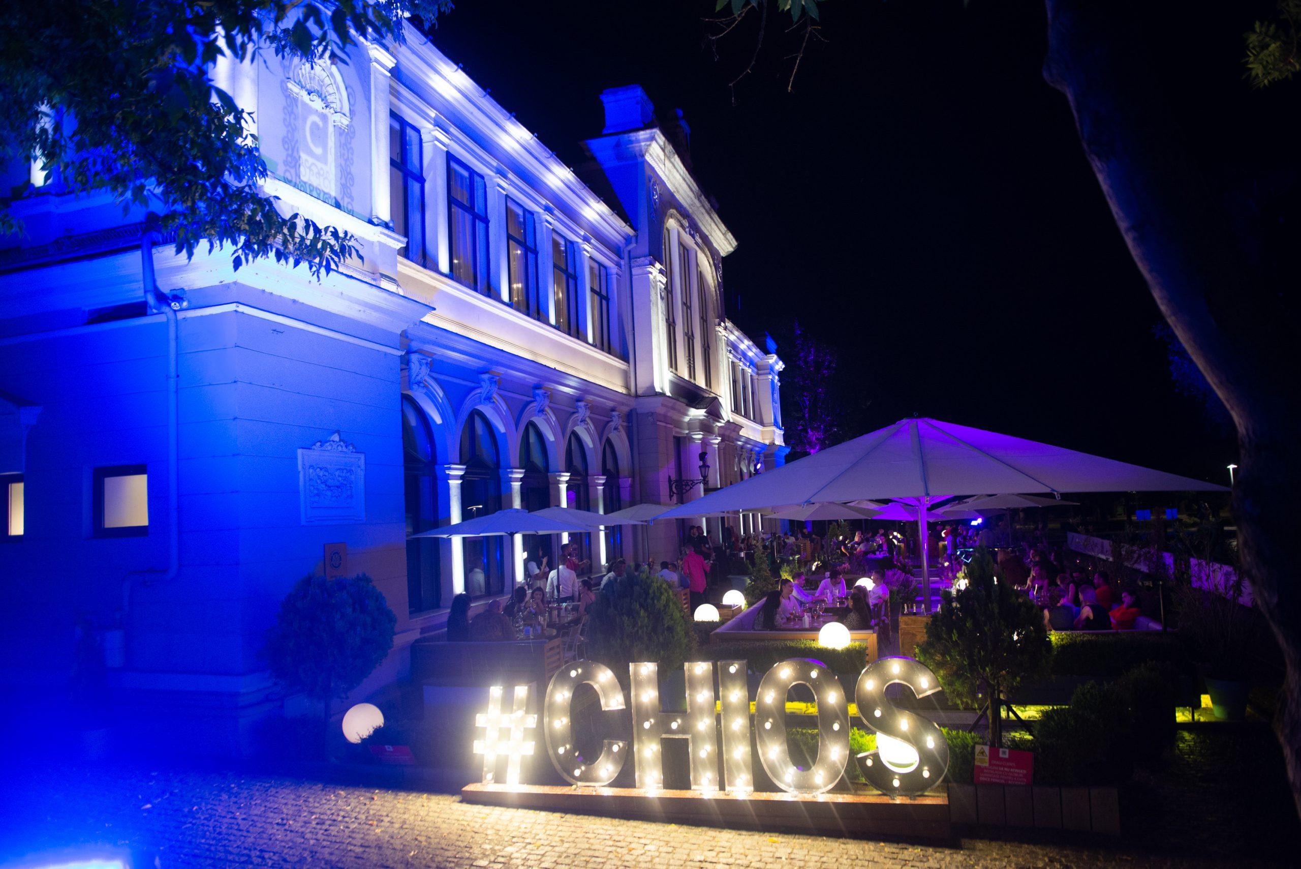 CHIOS SOCIAL BEATS, 25 Iunie '21 @ CHIOS Social Lounge